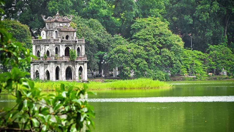 7-Day Northern Vietnam Tour: Hanoi - Halong Bay - Sapa Trekking