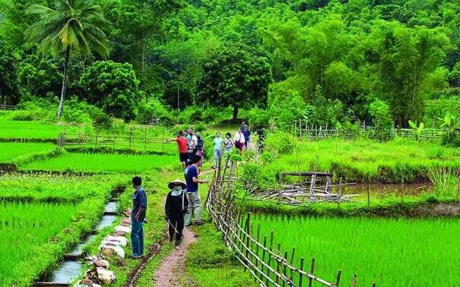 Mai Chau Getaway 1 Day
