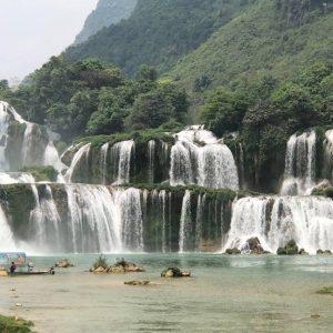 Ban Gioc Waterfall – Ba Be Lake 3 days 2 nights