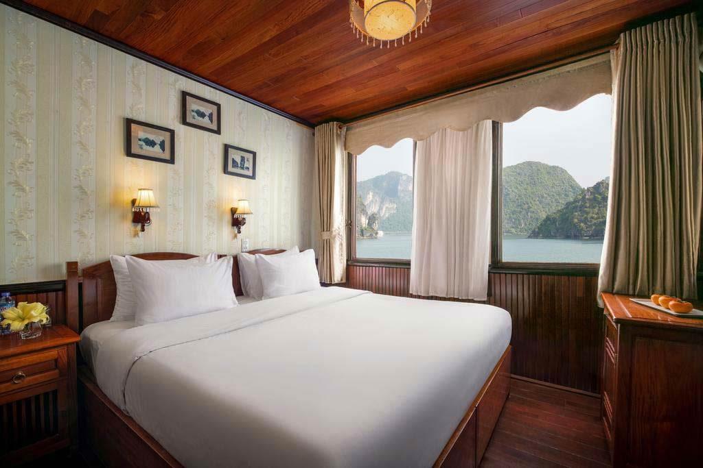Bai Tu Long Bay Cruise - Garden Bay Legend Cruise