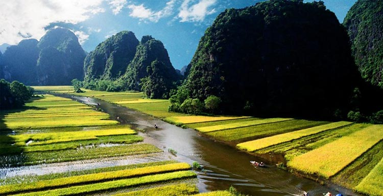 Hoa Lu - Tam Coc 1 Day - Small Group Tour By Limousine Bus