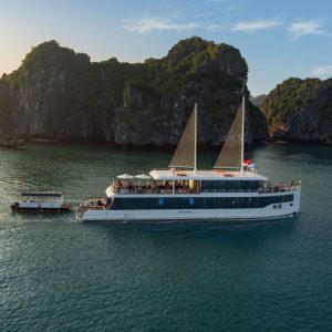 Jade Sails Cruise – The Most Luxurious Day Cruise In Halong Bay