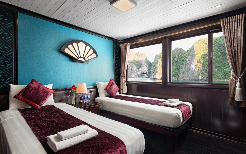 Halong Bay Cruise - Aclass Legend Cruise